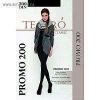 Колготки женские Promo 200, цвет чёрный (nero), размер 5