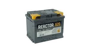 Аккумулятор для автомобиля REACTOR 62E