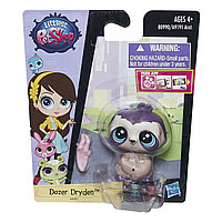 Зверушка Littlest Pet Shop - Ленивец с жвачкой, фото 1