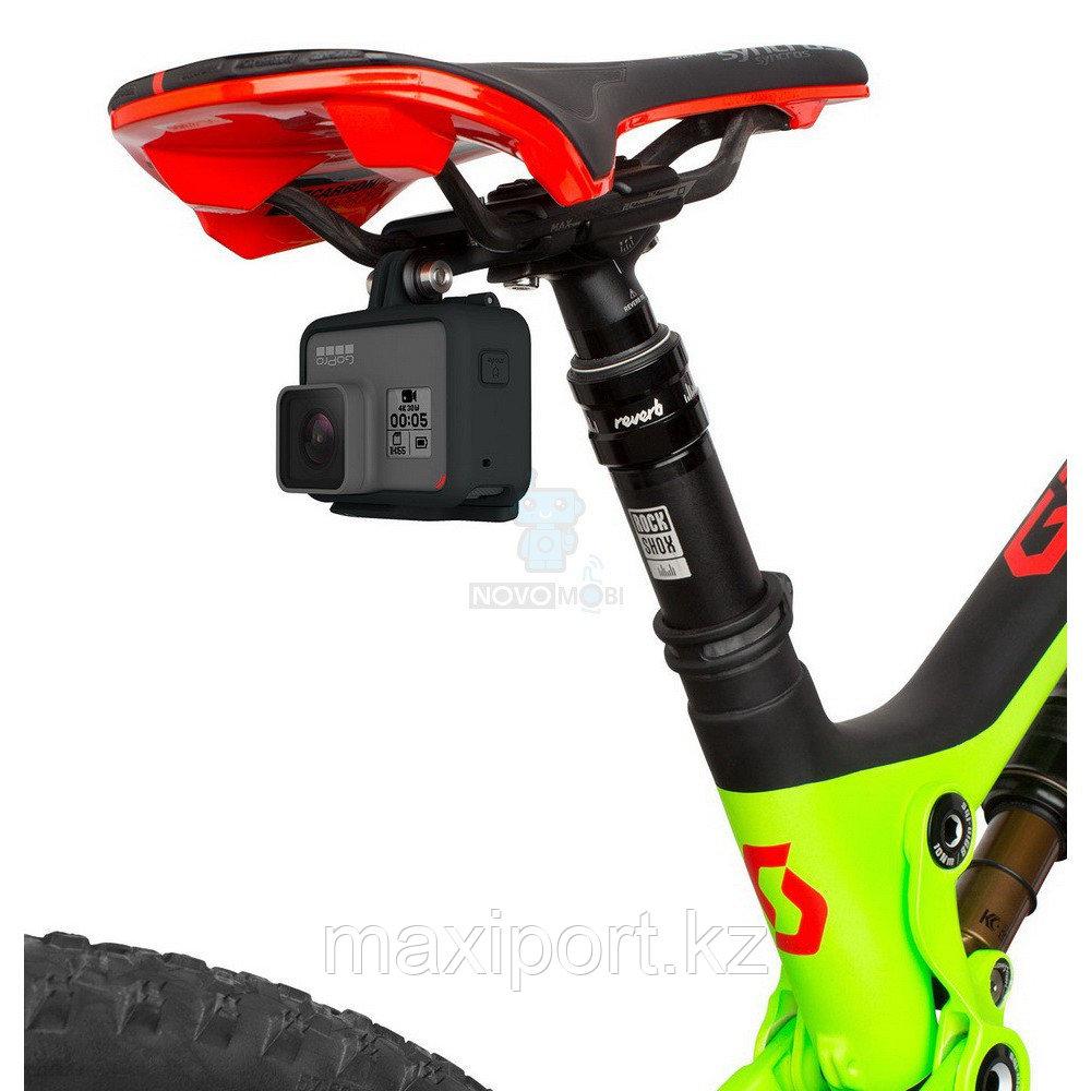 Крепление вело под сиденье  gopro