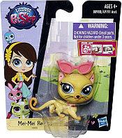 Зверушка Littlest Pet Shop - Кошечка с очками, фото 1