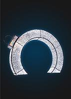 Светящаяся арка Кольцо - 3D GR 27
