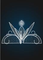 Световой фонтан Кувшинка (подиум в комплекте) - FON 13