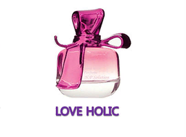 Духи Bergamo  Perfume  Love Holic 30 ml.