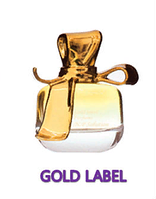 Духи Bergamo Perfume Gold label 30 ml.