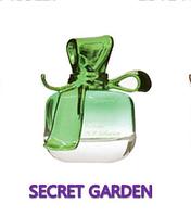 Духи Bergamo Perfume Secret garden 30 ml.