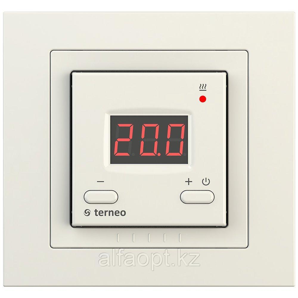 Терморегулятор для теплого пола Terneo sn 30A