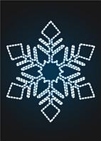 """Новогодний мотив """"Снежинка 150"""" - FL 15-1"""