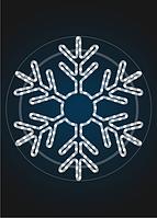 Светодиодная снежинка 74 см - SZ-01