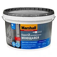 Краска Marshall EXPORT-2 глубокоматовая латексная BW