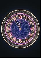 Световое панно Часы - MS 14