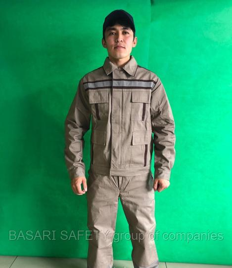 Костюм АКТУАЛ (куртка+брюки)