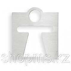 Табличка (женский туалет) 111022045 Bemeta