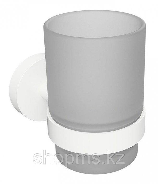 Держатель стакана 104110014 WHITE Bemeta