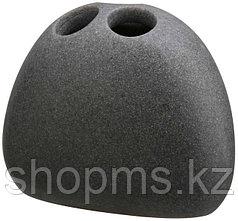Подставка д/зубн. щеток Черный камень BPO-0284B