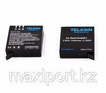 Батарея для камеры telesin kit yi 4k 4k+ xiaomi