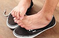 Лечение грибков, запаха, пота на ногах