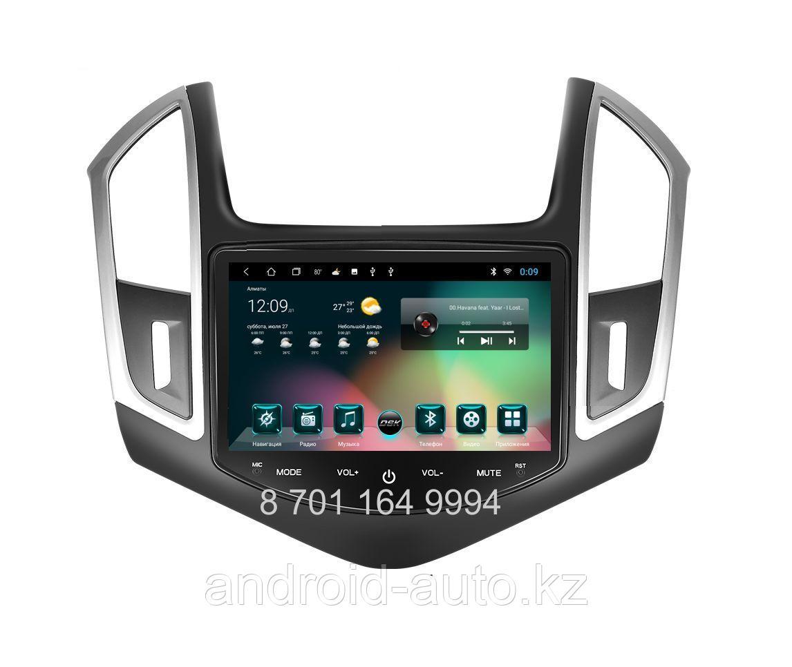 Штатная магнитола для Chevrolet Cruze 2012-2017 - DSK