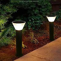 Садовый светильник на солнечных батареях SLL-10