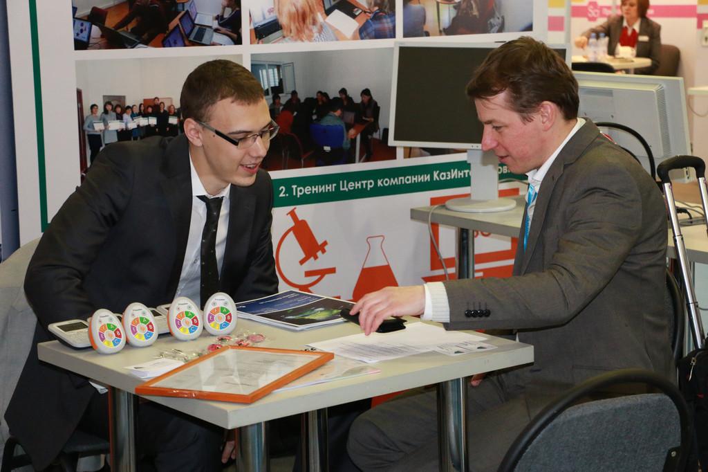 Выставка Worlddidac Astana 2015