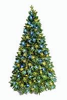 Комнатная елка Барокко световая премиум класса 1,8 м