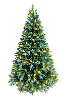 Комнатная елка Валерио световая премиум класса 1,8 м