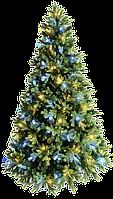Комнатная елка Грацио световая премиум класса 1,8 м