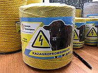 Шнур-плетёнка для электропастуха ,2.5мм,6x0.20м 1000м