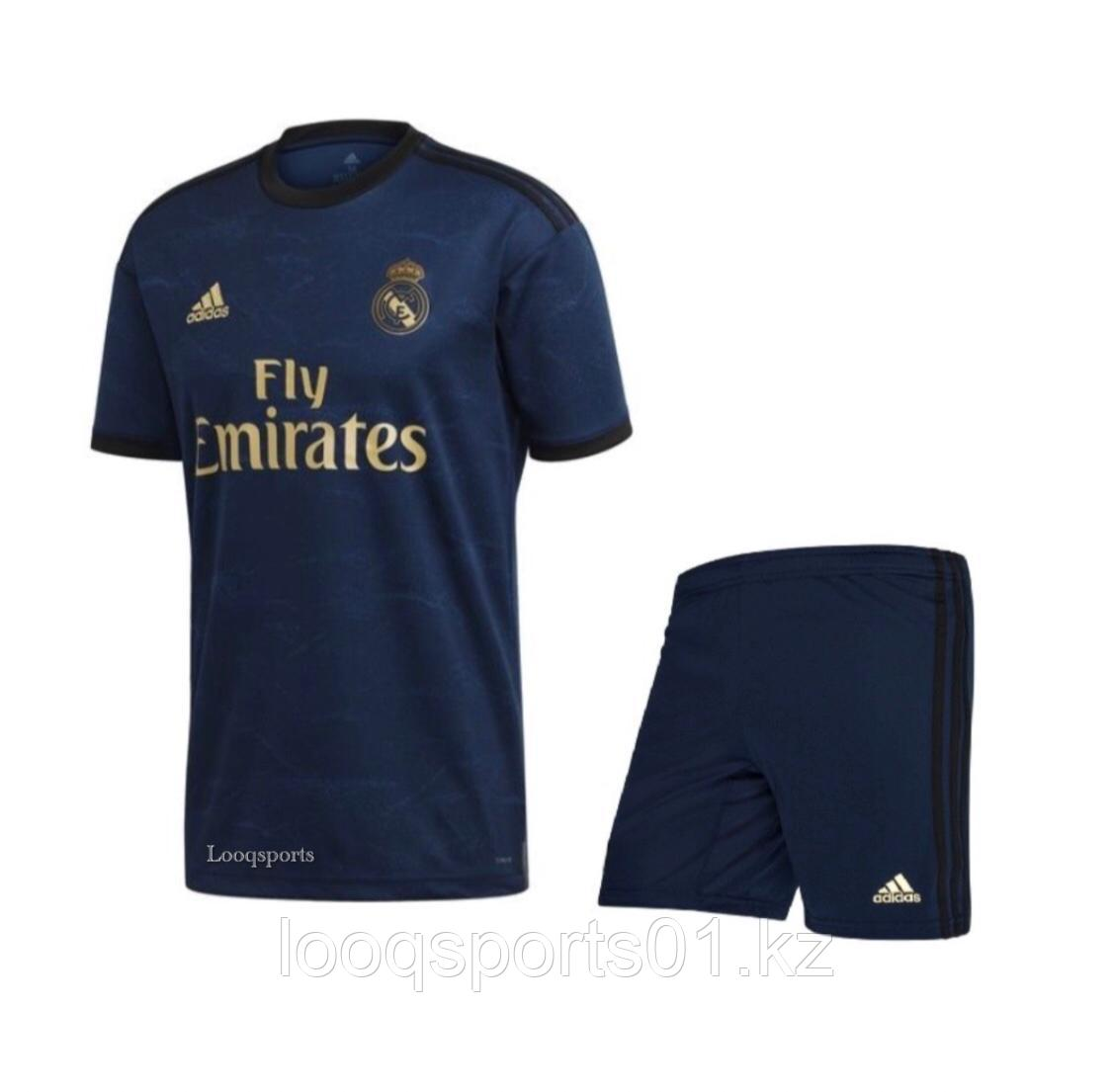 Футбольная форма 19/20 Реал Мадрид гостевая (Real Madrid)