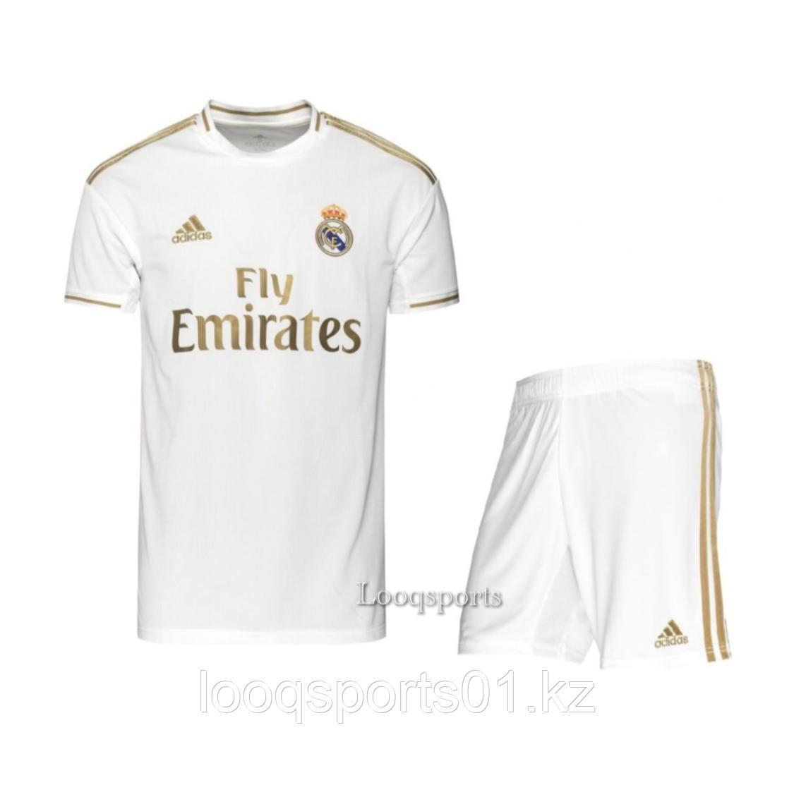 Футбольная форма 19/20 Реал Мадрид домашняя (Real Madrid)