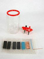 Комплект приборов для опытов с электрическим током
