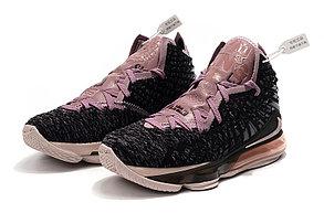 Баскетбольные кроссовки Nike Lebron 17 (XVII )  sneakers from LeBron James, фото 2