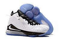 "Баскетбольные кроссовки Nike Lebron 17 (XVII ) ""White"" sneakers from LeBron James"