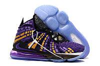 """Баскетбольные кроссовки Nike Lebron 17 (XVII ) """"LA Lakers"""" sneakers from LeBron James"""