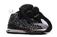 "Баскетбольные кроссовки Nike Lebron 17 (XVII ) ""Gray"" sneakers from LeBron James"