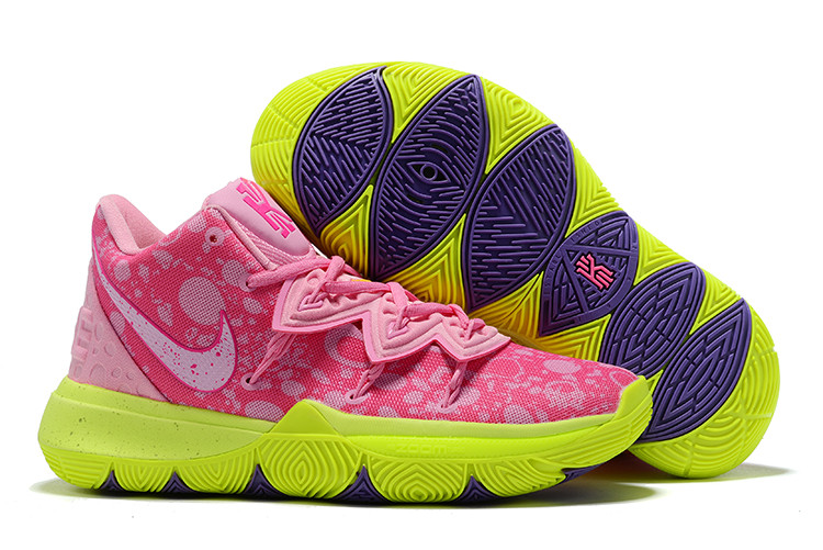 Баскетбольные кроссовки Nike Kyrie (V) 5 Patrick Star