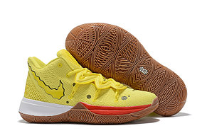 Баскетбольные кроссовки Nike Kyrie (V) 5 SpongeBob ( спанчбоб), фото 2