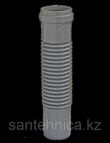 Отвод с раструбом Ду50 СКГ50 Орио гибкий, фото 2