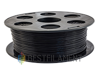 PETG-пластик 1,75 мм. Bestfillament (1 кг.) цвет черный