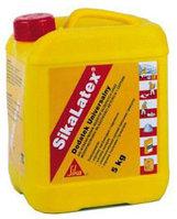 Sika Latex, канистра 30 л. добавка в бетон, раствор.