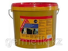 Sika Igasol Emulsion, битумная эмульсия, гидроизоляция бетонных оснований, 20 кг