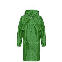 Плащ - дождевик зеленый., фото 1