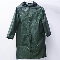 Дождевик подростковый зелёный, 7-16 лет., фото 1