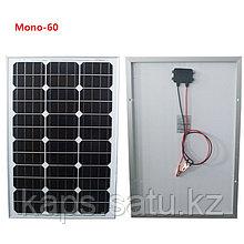 Солнечная панель 60вт