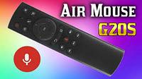 Пульт Air Mouse G20S ( гироскоп+ микрофон )