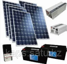 Солнечная электростанция 3.6 кВт/сутки(24В)200АЧ.