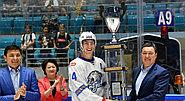 Компания Арт-Гранд имела честь изготовить кубок Президента 2019 по хоккею