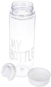 Бутылочка для воды My Bottle 500мл в мешочке (Белый)