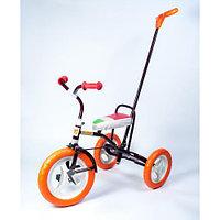 """Детский трехколесный велосипед """"Балдырган с ручкой"""""""