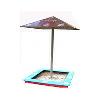 Песочница с зонтиком